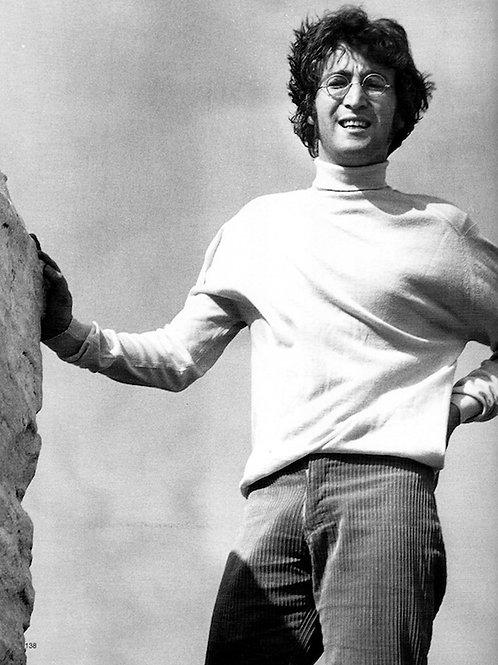 John Lennon in Cords