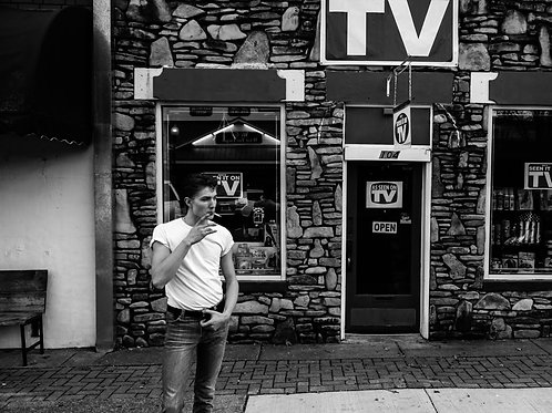 Outside the As Seen on TV Store