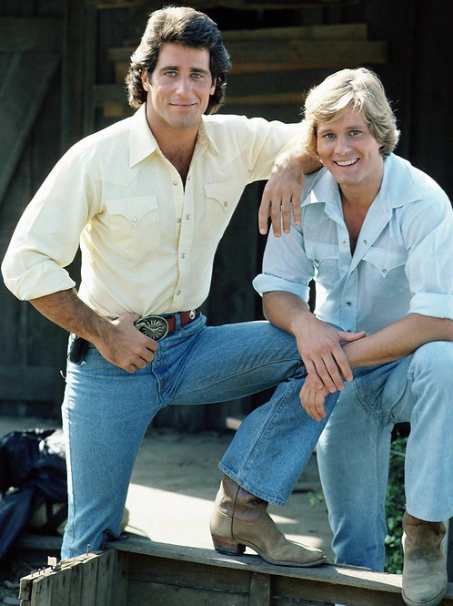Byron Cherry & Christopher Mayer as Replacements in The Dukes of Hazzard
