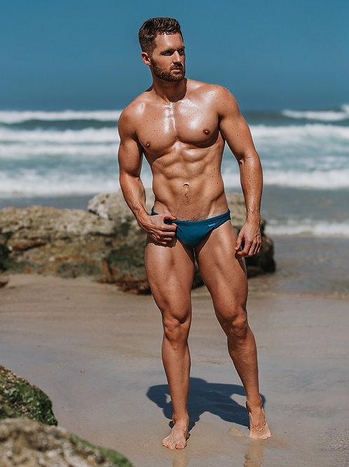 Cameron Beasley at the Beach