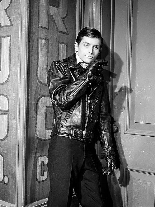 Burt Ward as Dick Grayson in Batman