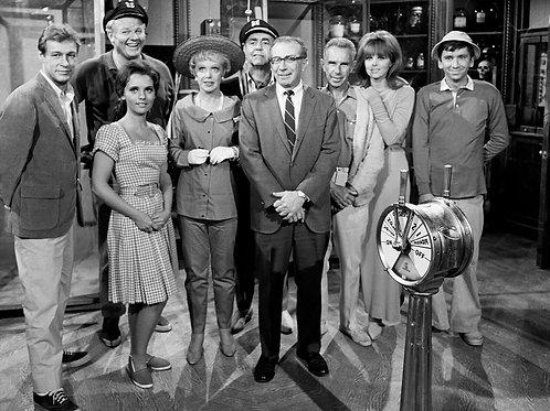 Gilligan's Island Cast Photo