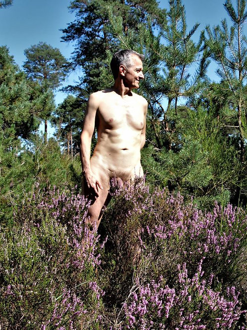 Standing in the Heather