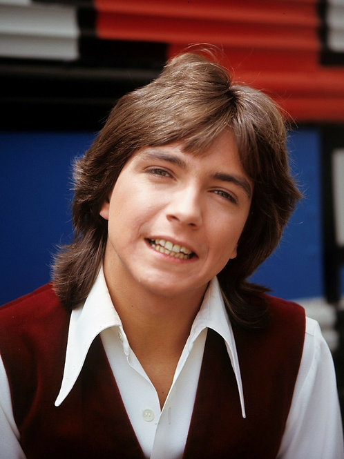 David Cassidy in 1970 as Keith Partridge