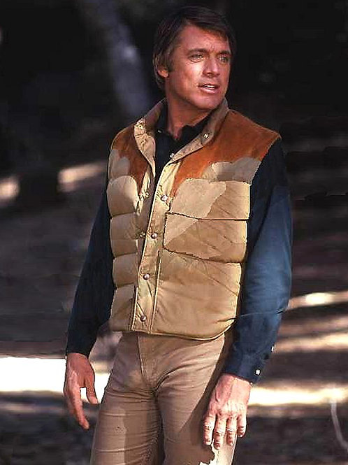 Chad Everett Bulging in Cords