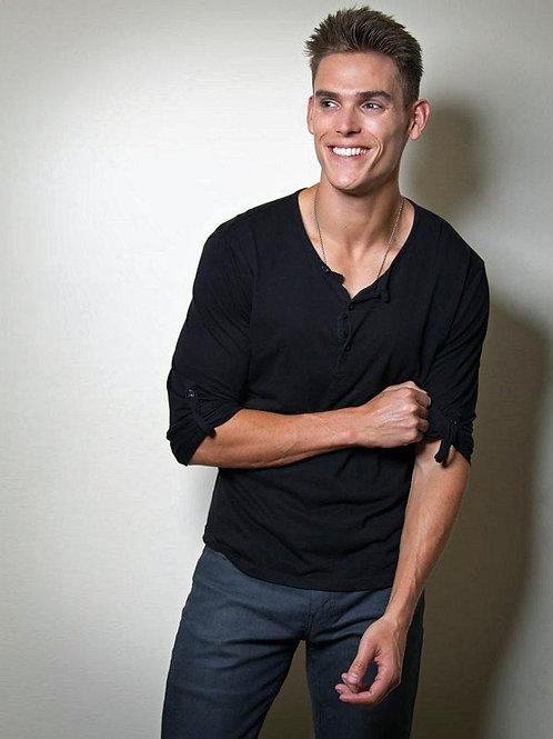 Mark Grossman Smiling