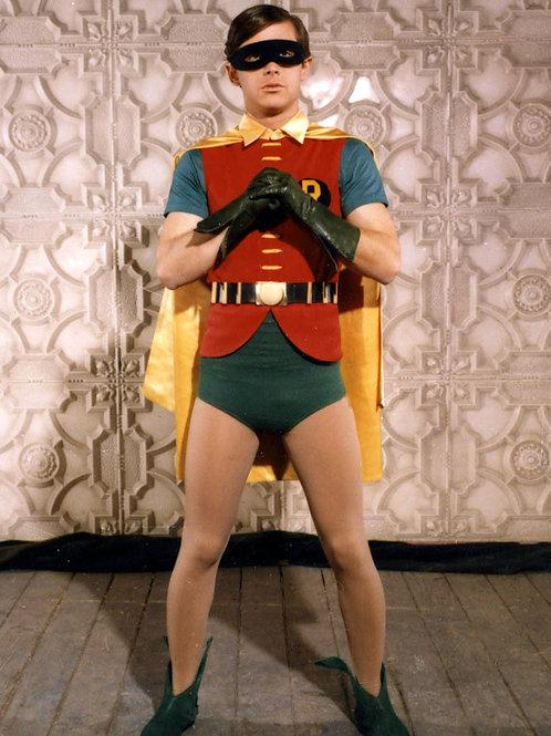 Burt Ward as Robin from Batman