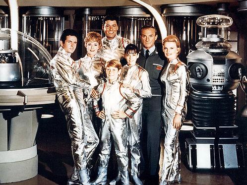 1st Season Cast of Lost in Space