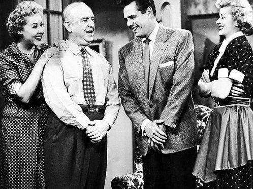 Cast of I Love Lucy
