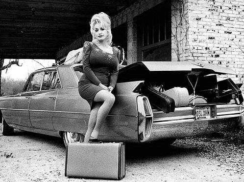 Dolly Parton in the 60s