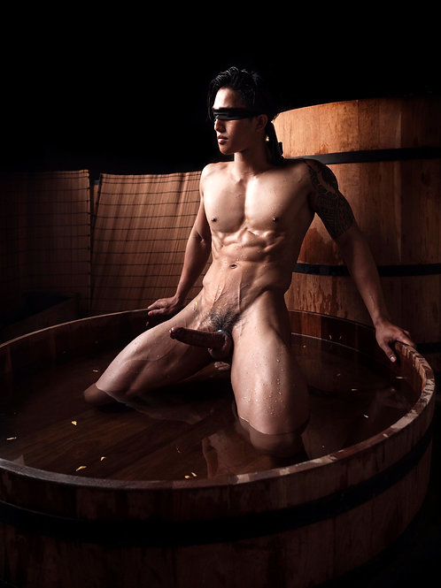 Blindfolded in a Vat of Water