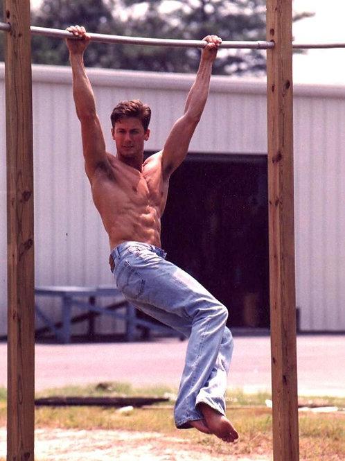 John Allen Nelson Shirtless in the 80s