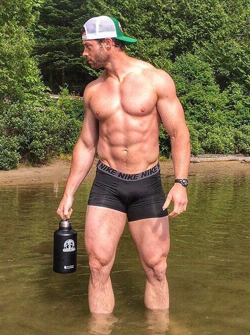 Steve Langton Wading