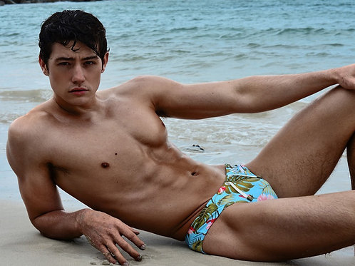 Cory Bower on the Beach