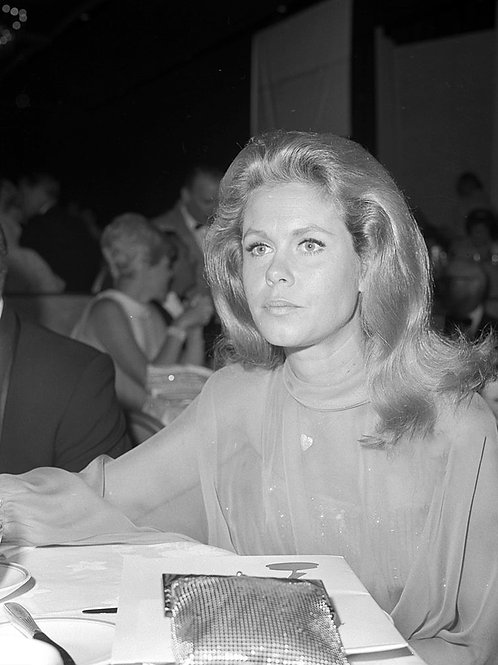 Elizabeth Montgomery at the Day time Emmy Awards