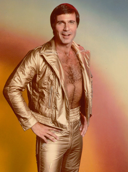 Bare Chested Gil Gerard