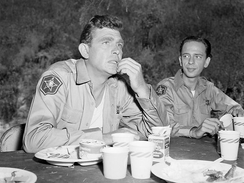 The Andy Griffith Show Behind the Scenes