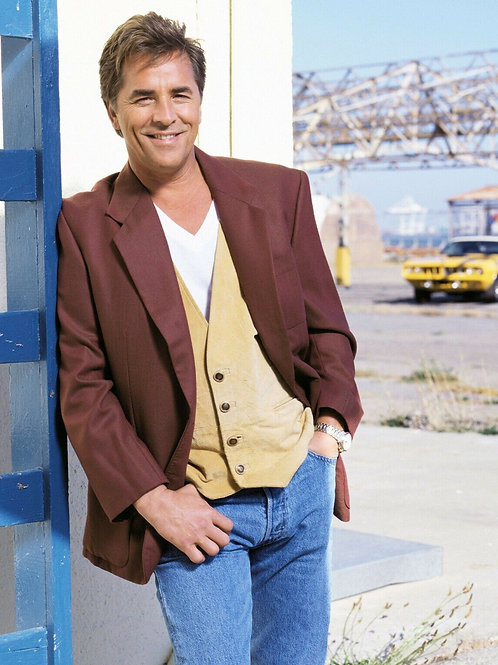 Don Johnson in Nash Bridges