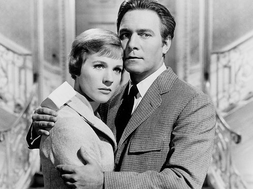 Julie Andrews & Christopher Plummer in Sound of Music