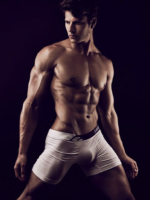 Eian Scully Packed in Boxer Briefs