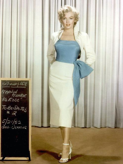 Marilyn Monroe Wardrobe Shot