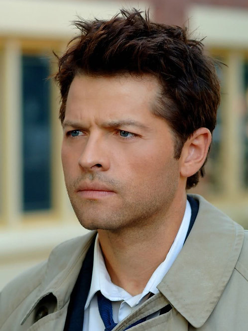 Misha Collins From TVs Supernatural