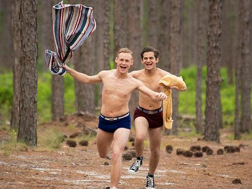 2 Running thru the Woods