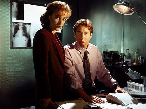 Cast of X-Files