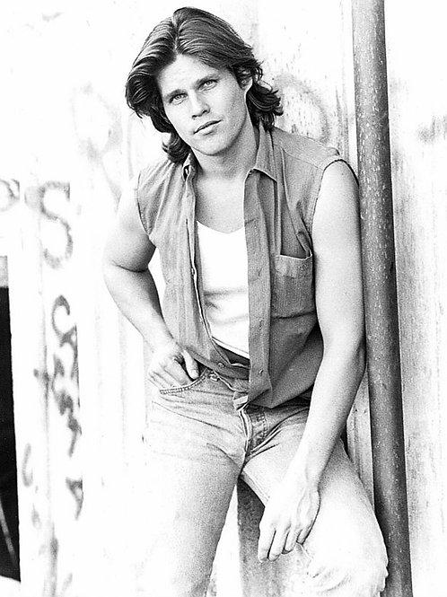 Scott McGinnis Wearing Jeans