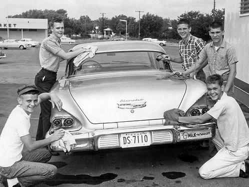 60's Car Wash