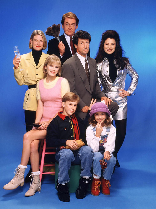 Cast of the 90's Hit TV Show The Nanny