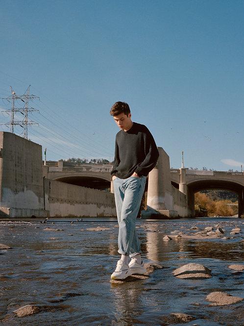 Nick Robinson in LA Waterway