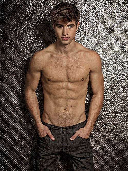 Ben Elliott Shirtless