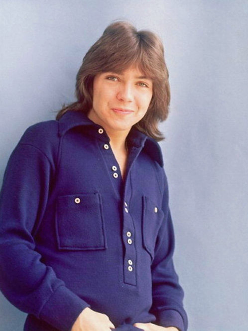 David Cassidy Caught Off Camera During the PF Years