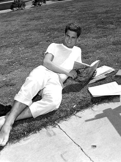 Tony Dow as Wally Reading
