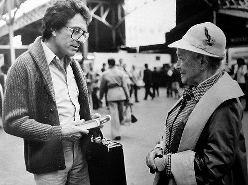 Bill Bixby & Helen Hayes in Murder is Easy from 1982