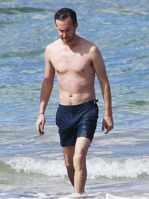 Adam Shulman in his Wet Swimsuit