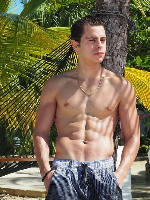 Jake T Austin Shirtless