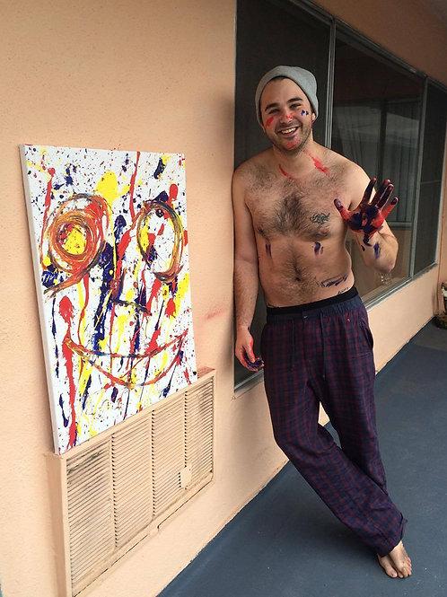 Hutch Dano Painting