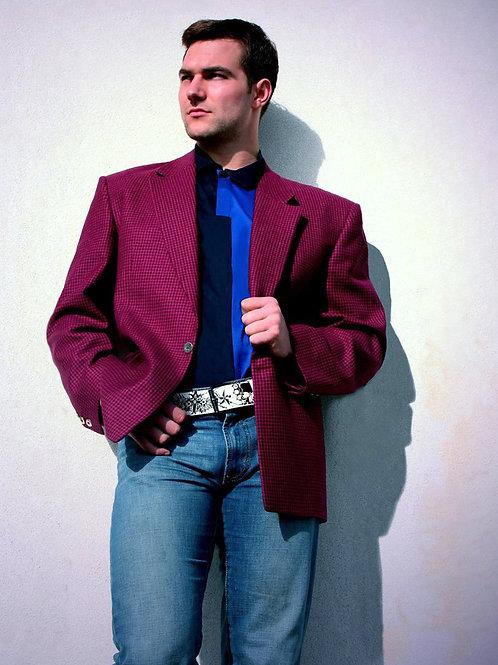 BJ Gruber Wearing Jeans