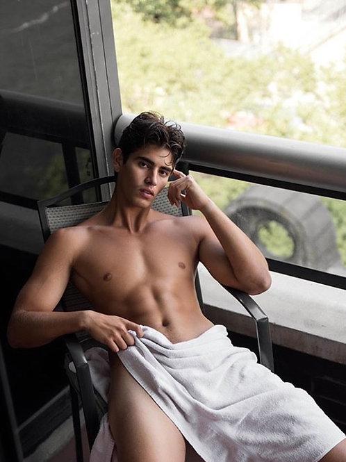 A White Towel