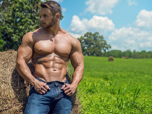 Chase Ketron in the Fields