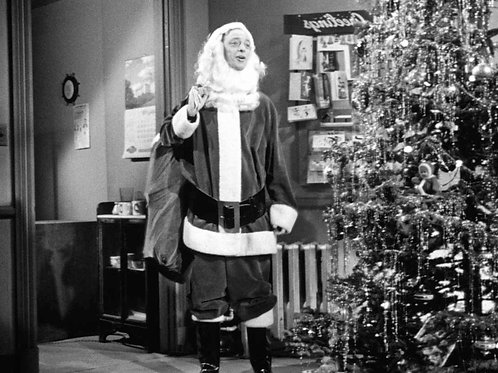Don Knotts as Santa