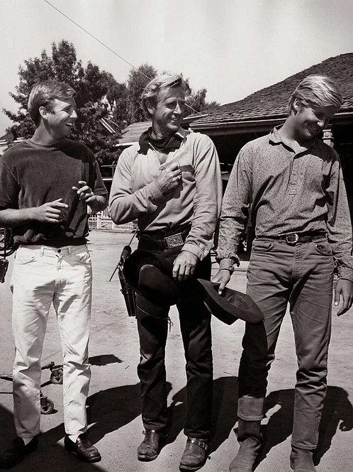 Beau, Jeff & Lloyd Bridges