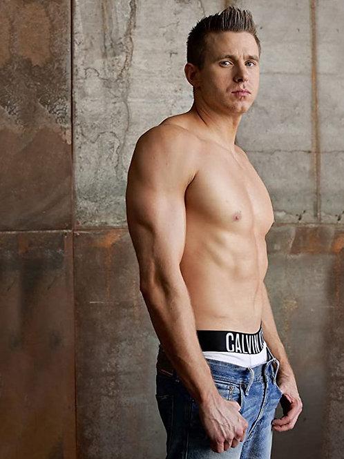 Spencer Ralston Shirtless