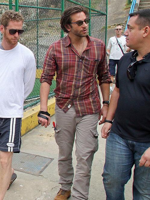 Bradley Cooper in Santa Marta