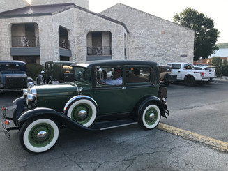 2019 Texas Tour, Kerrville Texas