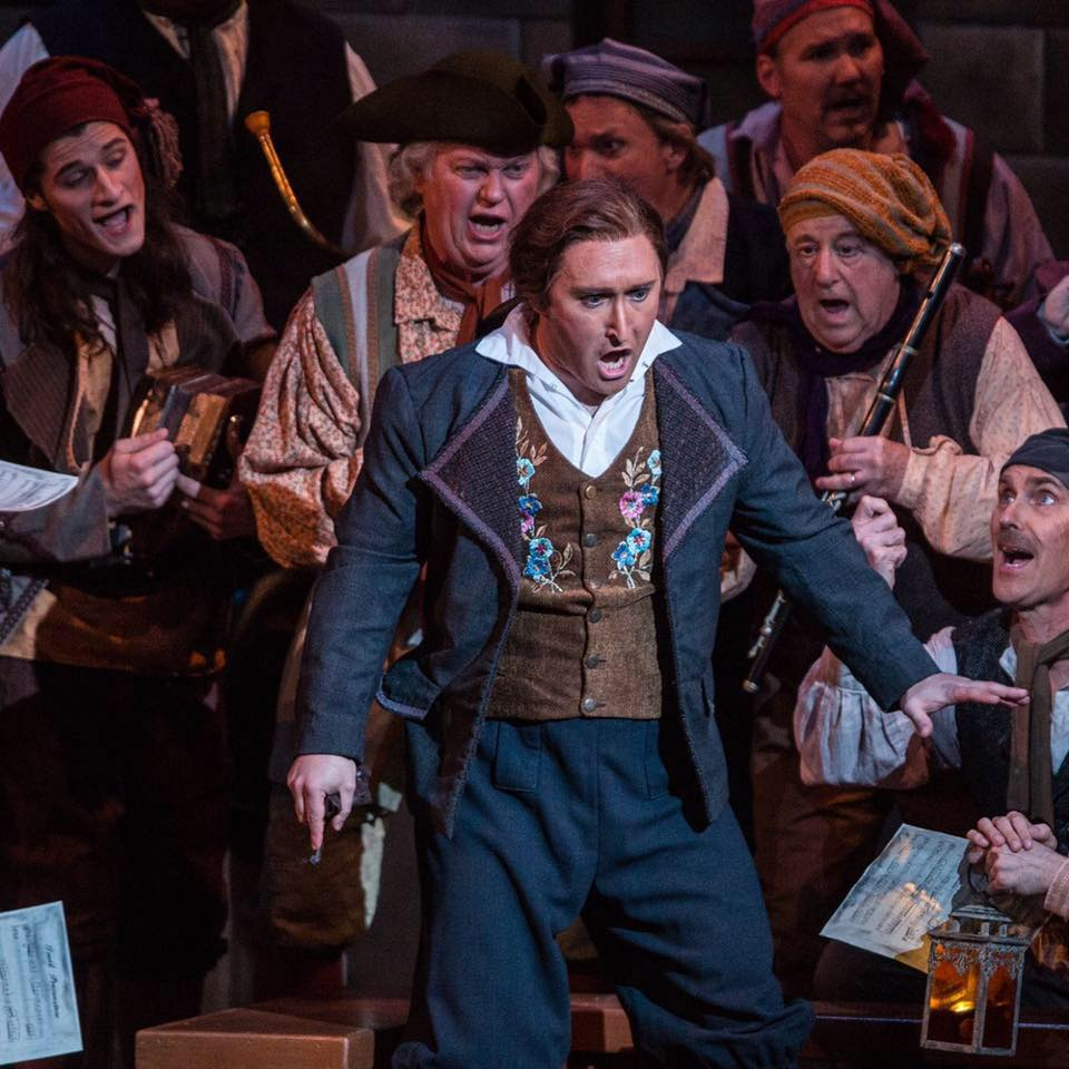 Barber of Seville (Grand Rapids)