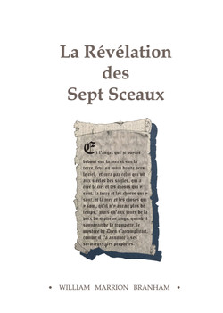 LA REVELATION DES SEPT SCEAUX