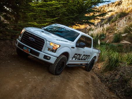 The Fast Lane Truck Compares Falcon-Equipped Ford F-150 to Stock F-150 & F-150 Raptor